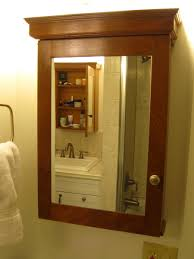 Framed Oval Recessed Medicine Cabinet by Easy And Custom Medicine Cabinets All Home Decorations