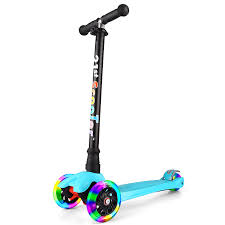 Children Scooter 3 Wheel Folding Flash Swing Car Lifting 2 15 Years Old Baby Stroller Ride Bike Vehicle Outdoor Toys In On Cars From Hobbies