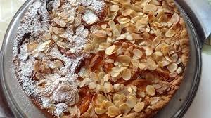aprikosen mandelkuchen