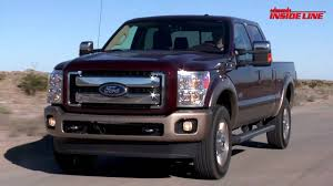 100 Super Duty Truck 2011 Heavy Comparison Test YouTube