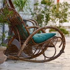 A Wicker Rocking Chair In A Street In Locorotondo, In The South ... Italian 1940s Wicker Lounge Chair Att To Casa E Giardino Kay High Rocking By Gloster Fniture Stylepark Natural Rattan Rocking Chair Vintage Style Amazoncouk Kitchen Best Way For Your Relaxing Using Wicker Sf180515i1roh Noordwolde Bent Rattan Design Sold Mid Century Modern Franco Albini Klara With Cane Back Hivemoderncom Yamakawa Bamboo 1960s 86256 In Bamboo And Design Market Laze Outdoor Roda