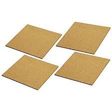 quartet cork tiles 12 x 12 cork board bulletin