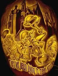 Disney Pumpkin Carving Patterns Villains by Stunning Disney Villains Pumpkin Carvings Pumpkin Carving