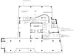 plan cuisine professionnelle maison moderne