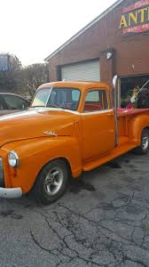 1949 Gmc Pickup Truck Orange With Chrome Stacks Custom - Classic GMC ... 1949 Gmc Truck Saw This Old Beauty On My Way To Work Flickr 34 Ton Pickup The Hamb 300 12 Ton V By Brooklyn47 Deviantart Pickup Of The Year Early Finalist 2015 For Sale Classiccarscom Cc959694 Truck Original Patina Shop Hot Rat Rod 3 4 Gmc Awesome 150 1948 Truck Shortbed Ton Solid California Metal Midwest Classic Chevygmc Club Photo Page Hot Rod Network