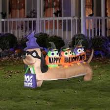 halloween decorations walmart com airblown inflatables large