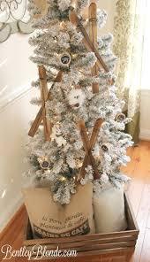 White Christmas Trees Walmart by Bentleyblonde December 2015