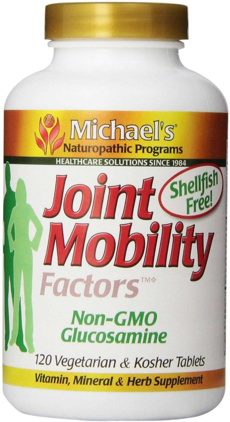 Michael's Naturopathic | Programs - Joint Mobility Factors 120 Tabs