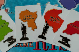 One Army Is Placed On Each Country Represented By The Cards This Only Set Up Necessary To Begin Game