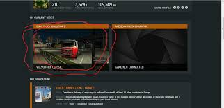 Account World Of Trucks - SCS Software
