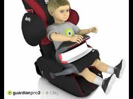 siege auto kiddy guardian pro isofix kiddy guardian pro 2