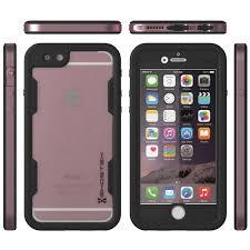 Ghostek Atomic 2 0 iPhone 6S Plus 6 Plus Waterproof Case Rose