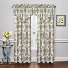 Nicole Miller Home Two Curtain Panels by Kings Turban Curtain Panels Walmart Com