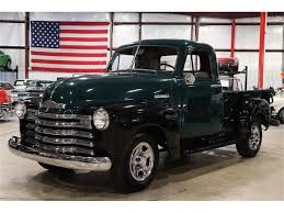 1952 Chevrolet Pickup For Sale | ClassicCars.com | CC-1155055 1952 Chevrolet 3100 Streetside Classics The Nations Trusted 1949 To For Sale On Classiccarscom Pg 4 Sale 2124641 Hemmings Motor News 3600 Pickup Bat Auctions Closed Steve Mcqueens Pick Up Truck Being Auctioned Off 135010 Youtube Custom Chevy Jj Chevy Trucks Pinterest Trucks Mcqueen Custom Camper F312 Santa Panel Cc1083797 File1952 Pickupjpg Wikimedia Commons Delivery Stock Photo 169749285 Alamy This Onefamily Went From Work Trophy Winner