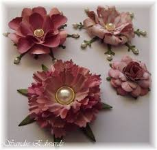 Sarah Pinyan Posted Handmade Paper Flowers Tutorial To Her Papercraft Postboard Via The Juxtapost Bookmarklet