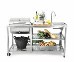 küche für den garten bilder und ideen für outdoor küchen