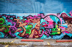 Deep Ellum Dallas Murals by Graffiti Skull Dallas Fort Worth 75centralphotography