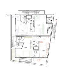 100 Apartments In Yokohama Gallery Of Apartment ON Design Partners 12