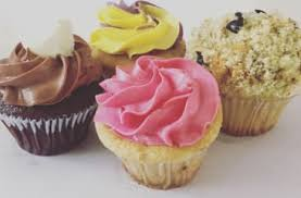 Cupcakes Are Classic Sized About 3 By And Weigh Average Of 65gms A Mix 6 Popular Eggless Includes Flavours Like Vanilla Strawberry