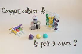 comment colorer de la pâte à sucre how to color the sugar