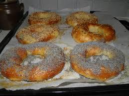 plat cuisin sous vide plat bagels faits maison d après la recette de mercotte