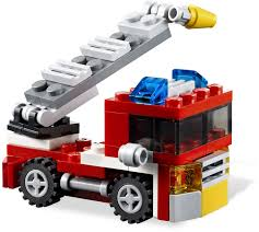 Lego 6911 Mini Fire Truck