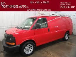 2014 Chevrolet Express Cargo 1500 RWD Used Cars In Menasha WI 54952