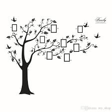 l arbre a cadre vente en gros cadre stickers home decor stickers muraux family