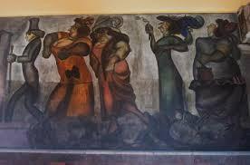 Jose Clemente Orozco Murales Con Significado by Recorre Aquí Todos Los Murales De San Ildefonso El Financiero