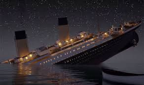 real time video of sinking titanic goes viral with six million
