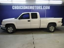2006 Used Chevrolet Silverado 1500 4x4 Extra Cab Z71 LT Leather ...