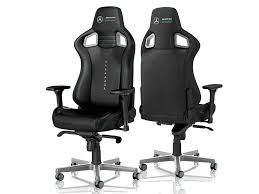 Noblechairs Outs EPIC Mercedes-AMG Petronas Motorsport ...