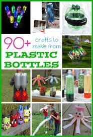 90 Plastic Bottle Crafts For Kids
