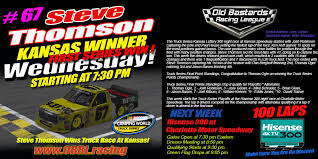 9-Kansas-win-steve-thomson - Old Bastards Racing League