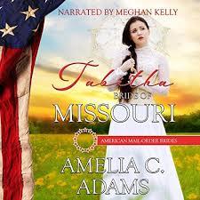 Tabitha Bride Of Missouri Audiobook Cover Art
