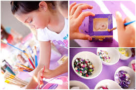 Cute Jewelry Themed 8th Birthday Party