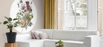wandtattoo wohnzimmer klassisch tapeten expo