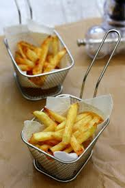 frites au four amandine cooking