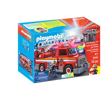 Playmobil - Rescue Ladder Unit - Playmobil - Toys