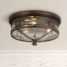 Country Cottage Close To Ceiling Lights Lamps Plus