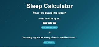 Not Sure What Time You Should Go To Bed You Need This Sleep