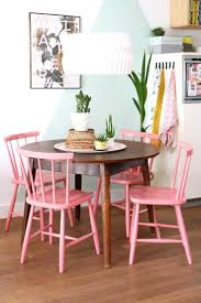 These Pink Chairs Are So Fun For A Breakfast Nook ... Pin By Jennifer Hamilton On Fun In The Kitchen Ding Plsdx Cool Halloween Creep Ghost Custom Soft Nonslip Us 058 17 Offrose Dollhouse 112 Scale Miniature Chair Table Fniture Set For Doll House Food Toys Whosesalein Open Ding Room With Adjoing Kitchen Interior Design Antique Makeover Diy How To Reupholster Chairs Erin Elizabeth Details About Of 4 Bar Stools Pu Leather Adjustable Swivel Pub White Room Ikea New Colorful Fascating 13 Ashley Crazy Fun Ill Bet Pancakes Taste Better Here 2 Recliner