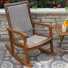 Loon Peak Norton Rocking Chair & Reviews | Wayfair Fniture Interesting Lowes Rocking Chairs For Home Httpporch Cecilash Wp Front Porch Good Looking Chair Havana Cane Cushion Shop Garden Tasures Black Wood Slat Seat Outdoor Nemschoff 11 Best Rockers Your Style Selections With At Lowescom Florida Key West Keys Old Town Audubon House Tropical Gardens White Lane Decor Hervorragend Glider Recliner Desig Cushions Outside Modern Cb2 Composite By Type Trex Lucca Acacia