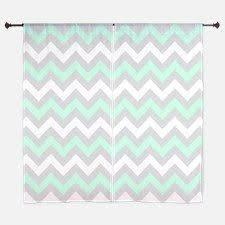 Mint Curtains For Nursery by The Land Of Nod Kids Curtains 84