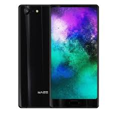 Maze Alpha X 6GB 128GB 6 Inch Bezel Less Smartphone Black