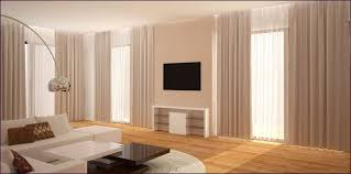 interiors magnificent long curtain rods double curtain rod