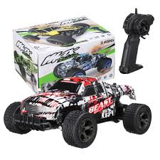 100 Rc Model Trucks 120 High Speed RC 24GHz Remote Control Electric OffRoad