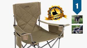 Alps Mountaineering King Kong Chair Khaki best camping chair for a heavy person