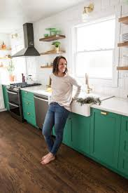 100 Appliances For Small Kitchen Spaces Bold With Green Cabinets And Slate