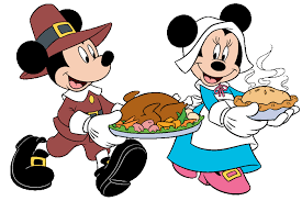 Disney thanksgiving clipart free clipart images